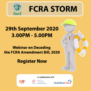 Webinar on Decoding the FCRA Amendment Bill 2020