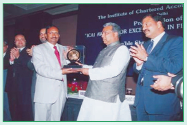Excellence in Financial Reporting 2004-05