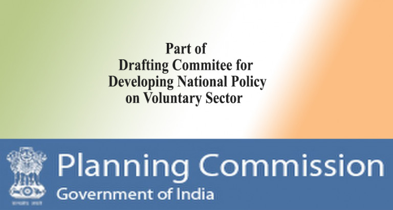 Developing National Policy on Voluntary Sector