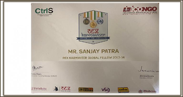 Rex Karamveer Global Fellowship Award