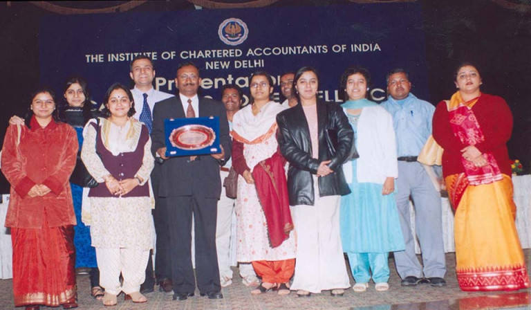 Excellence in Financial Reporting 2003-04