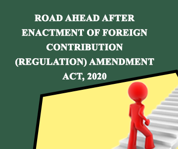 E-communique released on Road ahead after enactment of FC(R)A 2020